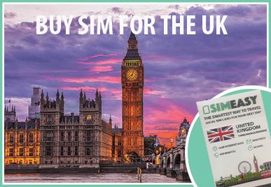 UK SIM